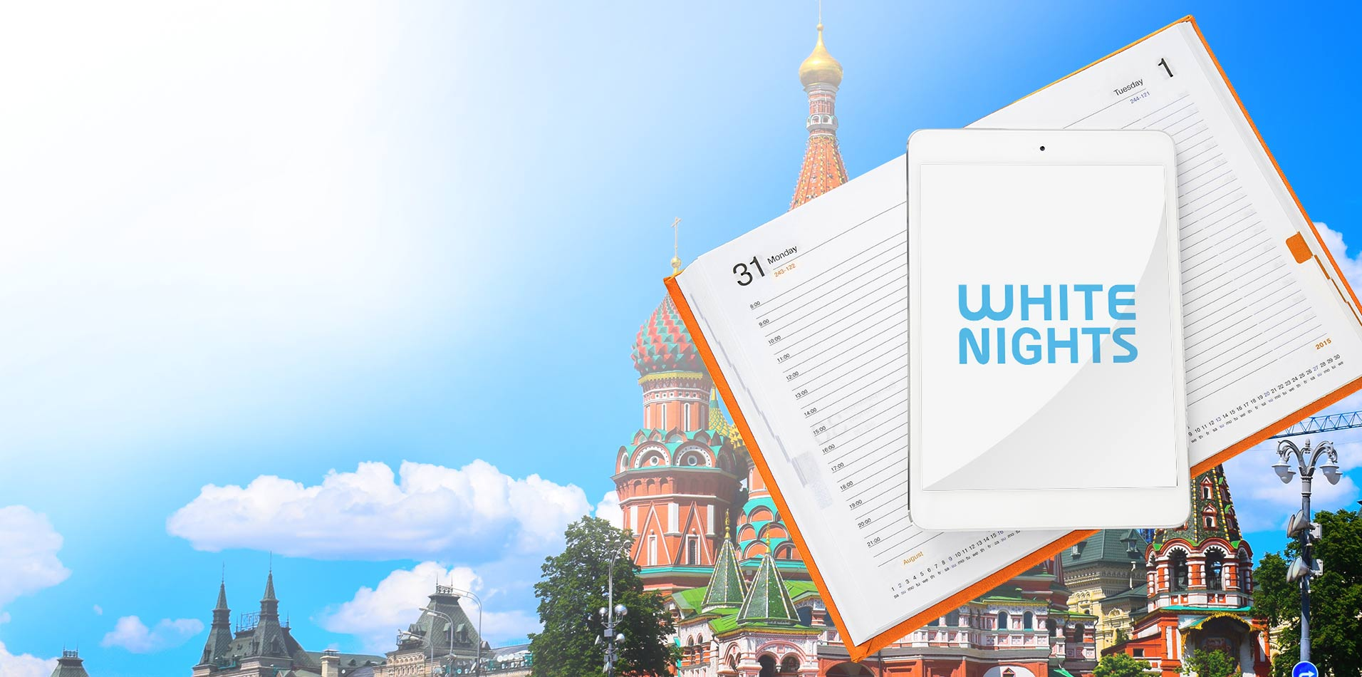 White Nights Moscow